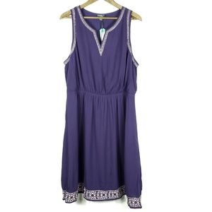 Market & Spruce Stitch Fix Auria Embroidered Dress